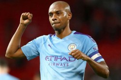 Fernandinho Signs One Year Contract Extension Manchester City
