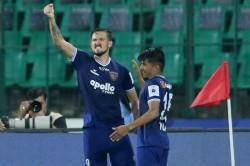 Isl 2019 20 Cfc 4 1 Jfc Nerijus Valskis Brace Helps Chennaiyin Beat Jamshedpur Fc