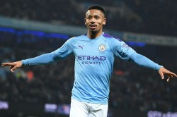 Manchester City Everton Premier League Report Gabriel Jesus Brace