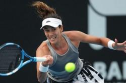 Garbine Muguruza Australian Open Viral Illness Hope Withdraw Hobart International