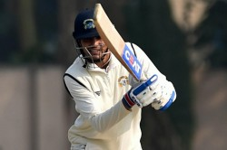 Shubman Gill Enters War Of Words With Umpire Controversy Ranji Trophy