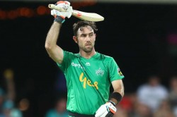 Glenn Maxwell Chris Lynn Donate Bushfire Appeal