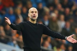 Man City Pep Guardiola Uninterested In Liverpool Man Utd As Reds Are So Far Clear
