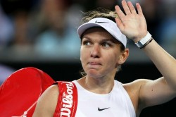 Australian Open 2020 Simona Halep And Karolina Pliskova Through Misery For Maria Sharapova