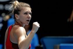 Australian Open 2020 Ruthless Halep Races Into Quarter Finals