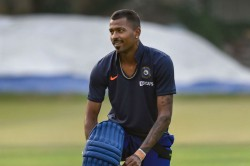 Hardik Pandya May Be Included In The India Squad For New Zealand