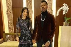 Hardik Pandya Makes Relationship With Girlfriend Natasha Stankovic Official