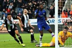 Chelsea Lose Newcastle United Late Isaac Hayden Goal
