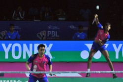 Premier Badminton League 2020 Chirag Shetty Adcocks Take Pune To Second Consecutive Win