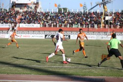 I League Neroca Fc 0 Mohun Bagan 3 Mariners Consolidate Top Spot With Win Over Neroca