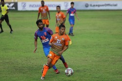Hero I League Indian Arrows Hold Neroca To Entertaining Draw In Goa