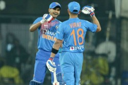 India Vs Sri Lanka 2nd T20i As It Happened India Win Indore