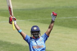 New Zealand A Beat India A By 5 Runs Bag One Day Series