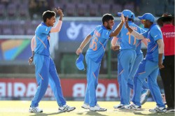 Icc U19 World Cup India Trounce Australia By 74 Runs Enter Semifinals