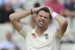 Anderson Out Of England Final Two Tests In South Africa