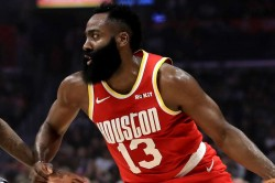 Nba Harden Rockets 76ers Davis Lakers Pelicans