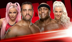 Gimmick Matches And Brock Lesnar Announced For Royal Rumble Go Home Edition Of Wwe Raw