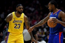 Kobe Bryant Dead Los Angeles Lakers Clippers Postponed Nba