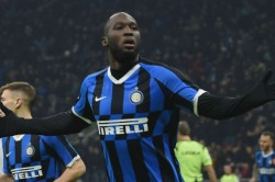Inter 4 Cagliari 1 Lukaku At The Double As Contes Men Cruise Into Last Eight