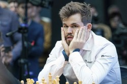 Magnus Carlsen Retains The World Blitz Crown Koneru Humpy Finishes 12th