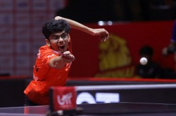 Table Tennis Manav Thakkar Upbeat With World No 1 Rankings U21 Aims For Tokyo Olympic Berth
