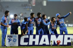 India Vs Sri Lanka 3rd T20 Kl Rahul Shikhar Dhawan Navdeep Saini Shardul Thakur Shine As It Happened