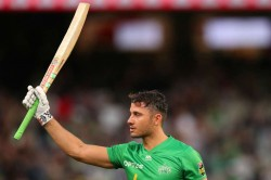 Marcus Stoinis 147 Big Bash League Record Melbourne Stars Sydney Sixers