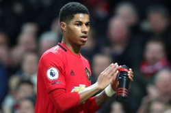 Manchester United Wolves Fa Cup Replay Report Marcus Rashford Injured