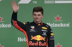 F1 Max Verstappen To Stay At Red Bull Until