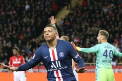Kylian Mbappe Neymar Score For Paris Saint Germain Monaco Var Report