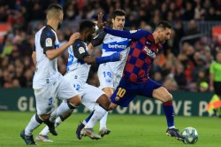 La Liga Returns From Break With Barcelona Madrid Derbies