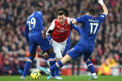 Mikel Arteta Not Surprised Mesut Ozil Energy Arsenal Chelsea