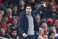 Premier League Data Diary Mikel Arteta Arsenal First Win Manchester United