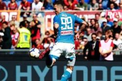 Manchester United Want Napoli Hitman