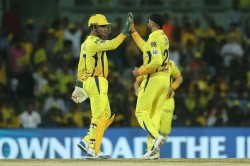 Ms Dhoni Dropped From Bcci Contract Harbhajan Singh Doesn T See Msd Making India Comeback