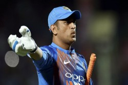 Dhoni Picked Captain Of Espncricinfo Odi And T20 Teams Of Past Decade