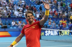 Nadal And Djokovic End Atp Cup Group Stage With Perfect Records