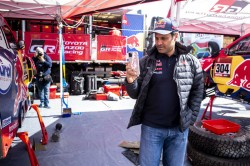 Dakar Rally 2020 Al Attiyah Closes The Gap With Sainz