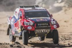 Al Attiyah 4th Zala Leads Dakar 2020 Off To A Flying Start
