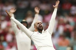 Australia New Zealand Scg Pink Test Nathan Lyon Delighted