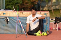 Fit Again And Olympic Bound Neeraj Chopra Says Relieved To Be Just Competing Again