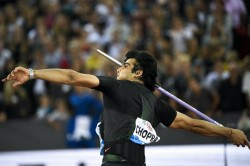 Neeraj Chopra Qualifies For Olympics With Throws Of 87 86m On Comeback