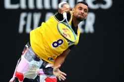Kobe Bryant Dead Nick Kyrgios Jersey Nadal Clash
