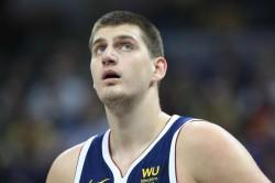 Nba Nikola Jokic Denver Nuggets San Antonio Spurs Miami Heat