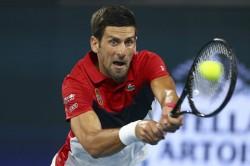 Djokovic Inspires Serbia To Atp Cup Quarter Finals