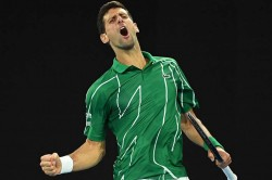 Australian Open 2020 Djokovic Books Federer Showdown After Dismissing Raonic