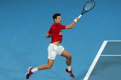 Djokovic Fends Off Nadal To Set Up Doubles Decider In Atp Cup Final
