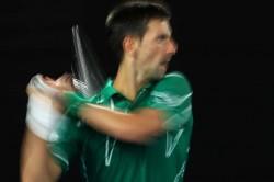 Australian Open 2020 Novak Djokovic Results Form Second Round Match Tatsuma Ito