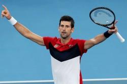Serbia Spain Book Djokovic Nadal Atp Cup Final