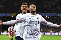 West Ham 0 2 Liverpool Premier League Report Salah Oxlade Chamberlain Goals